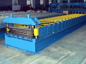 820 Color Steel Glazed Tile Machine