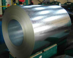 Small Spangle Z180 Galvanized Steel Coil Gi Coil pictures & photos