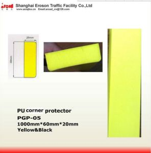 for Parking Lot Yellow/ Black PU Corner Protector Damper pictures & photos