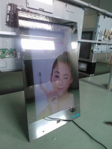 22inch Mirror Advertising Display with Bathroom pictures & photos