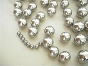 Chrome AISI 52100 Steel Balls pictures & photos