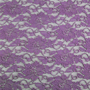 African Laces Textile Fabric Cord Fabric Lace (M020)