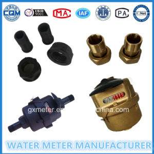 Mechanical Water Meter, Volumetric Type Water Flowmeter pictures & photos