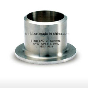 Stainless Steel Flat End Caps pictures & photos
