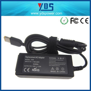 Power Supply AC DC Adapter Laptop Adapter for IBM 20V 2.25A pictures & photos