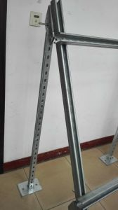Hot DIP Galvanized Steel Structure / Bracket for Solar Systems pictures & photos