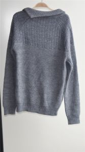 Winter Patterned Long Sleeve Knitting Pullover for Men pictures & photos