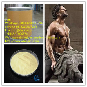 Pharmaceutical Material Trenbolone Hexahydrobenzyl Building Musle Steroids CAS23454-33-3 pictures & photos