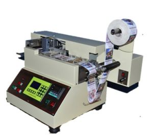 Fully Automatic Label Hot and Cold Cutting Machine (ALC-103) pictures & photos