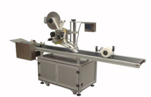 Automatic Top Plane Labeling Machine pictures & photos