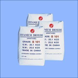 Economic Grade Anatase Titanium Dioxide (B101) pictures & photos