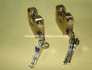 Rectangular Solid Brass Blade Type Padlock (RB970) pictures & photos