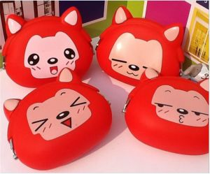 Wholesale Price of Silicone Coin Bag for Summer Gift pictures & photos