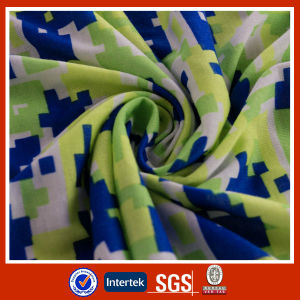 Printing Jersey Fabric, Tr Stretch Printing Jersey pictures & photos