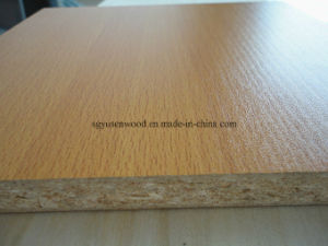 Melamine Faced Chipboard for Cabinets Use pictures & photos