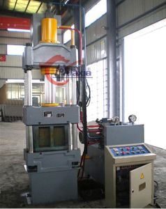 Punching Machine, Four Column Hydraulic Press pictures & photos