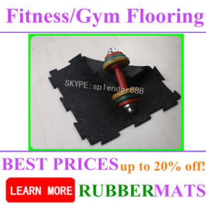 Sound Insulation Shockproof Rubber Flooring Around Pool pictures & photos