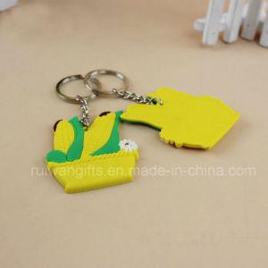 Wholesale 3D Soft PVC Key Holder for Souvenirs pictures & photos