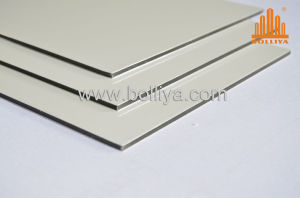 Wall Roof Pl-3001 Pearl White Roofing Materials Composite Sheets pictures & photos