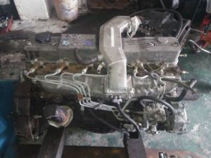 Toyota 1dz/2z/13z Second-Hand Engine for 7f/8f Forklift pictures & photos