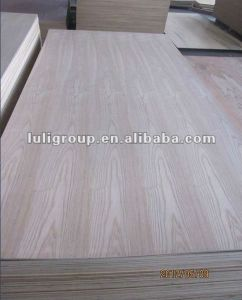 High Quality American White Ash Veneer Size 0.5mm Fancy Plywood with Hardwood Core pictures & photos