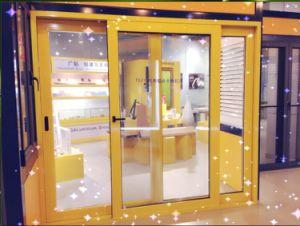 Aluminum Alloy Heavy Sliding Door/Balcony Sliding Door pictures & photos