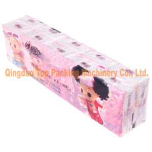 Face Tissue Pocket Tissue Packing Machine (10 in 1) pictures & photos
