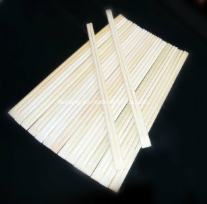 Bamboo Chopsticks with Custom Logo with Paper Sleeves/Cover pictures & photos