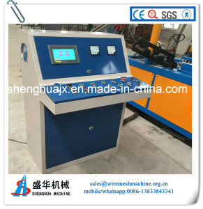 Anping Good Quality Full Automatic Chain Link Fence Machine pictures & photos