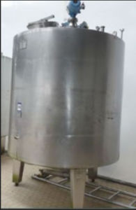 Steam Heating Fermentation Tank, Electric Tank pictures & photos