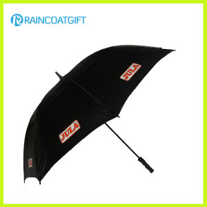 Custom Logo Print Straight Umbrella for Promotion pictures & photos