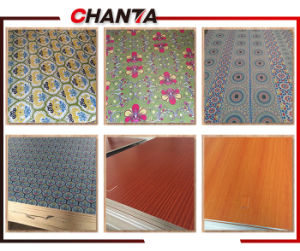 Colorful Polyster Plywood with Best Price pictures & photos