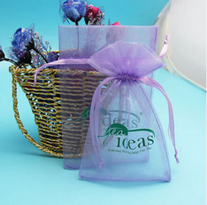 Organza Bag, Drawstring Organza Bag, Organza Gift Bags pictures & photos