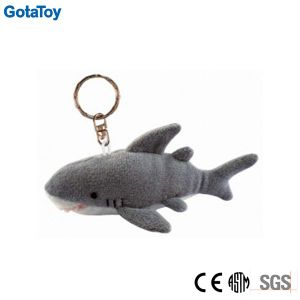 Custom Plush Shark Keychain Stuffed Toy Soft Toy pictures & photos