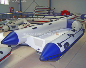 Inflatable Rubber Boats Dinghy Rib for Yacht 330 Ce pictures & photos