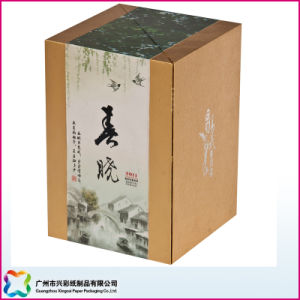 Rigid Paper Packaging Box for Gift/Chocolate/Tea/Candy (xc-1-079) pictures & photos