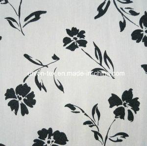 98% Cotton 2% Spandex Stretch Printed Twill Fabric (Art#UT609191)