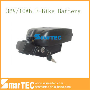 24V 36V 10s 10ah Frog Style Battery Pack for Electric Bike