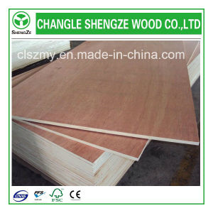 Decoration Grade Bintangor Plywood pictures & photos