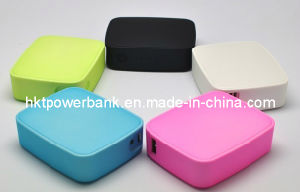 Small Bread Portable Power Bank with Very Cute Style