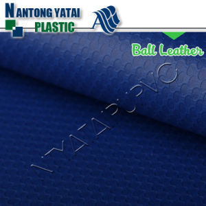 Hot-Selling PU Synthetic Leather for Ball Making pictures & photos