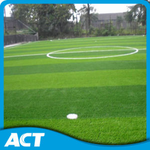 Durable Artificial Grass for Football Pitch UV Resistant High Quality pictures & photos