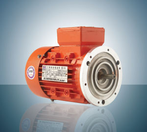 90kw Electric Motor with CE for Gearbox pictures & photos