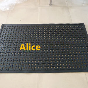 Oil Resistance Rubber Mat/Anti Slip Rubber Mat/Rubber Kitchen Mat pictures & photos