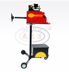 Car Disc Brake Lathe Wld-Bl-8702 for Garage Equipment pictures & photos