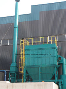 Bag Filter Dust Collector for Furnace / Low Price Dust Collector Supplier pictures & photos