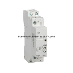 New Design Based on Icd Modular Contactor (WCT-16A 2P) pictures & photos