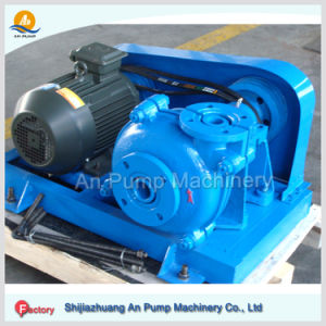 Horizontal Centrifugal Electric Ash Slurry Pump pictures & photos