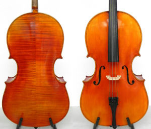 "Concert Cello! Montagnana 1739 ""Sleeping Beauty"" Cello (LC100)"