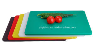 LDPE Food Chopping Board / Chopping Block pictures & photos